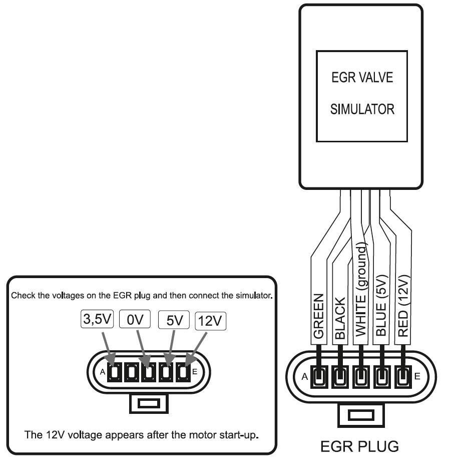 emulador valvula egr 1 4i 1 6i 1 8i 8v 16v