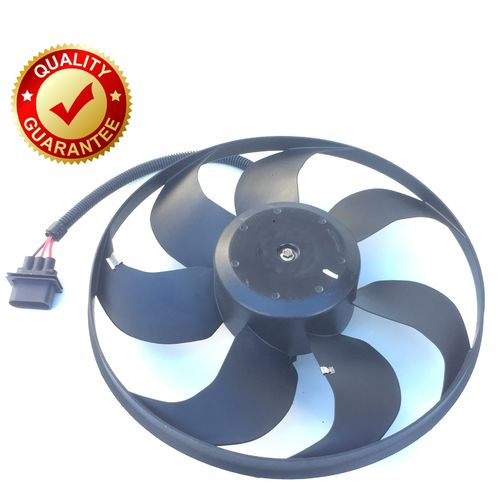 "ELECTROVENTILADOR MOTOR 350mm / 300W ""QUALITY GUARANTEE"" SEAT 1J0959455S"