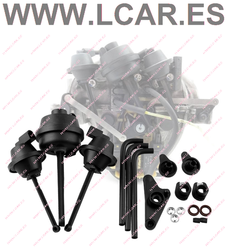 KIT REPARACION COLECTOR ADMISION COL020 A2721402101 A2721402201 A2721402401 A2721402001